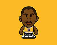 NBA Legends #1