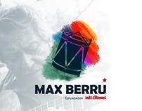 MAX BERRÚ / BRANDING