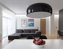 Apartment in Kiev by DervishGroup