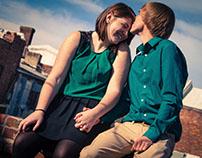 "DMPT's ""Not Wedding"" Engagement Shoot (16 Nov 2015)"