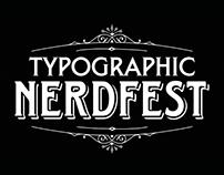 Typographic Nerdfest