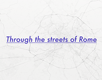Through the Streets of Rome