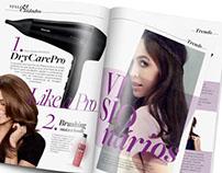 Philips Haircare Revista Style & Cuidados