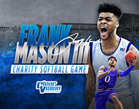 2018 Frank Mason Softball Game
