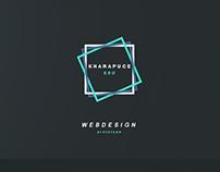 Webdesign Prototype