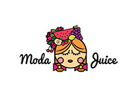 Logo, key visual - Juicy Moda
