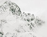 Corporate Design – Sandholzer Immobilien