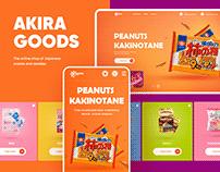 Akira Goods - Japanese product