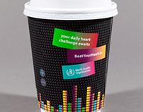 Coffee Cup Design – World Health Organization