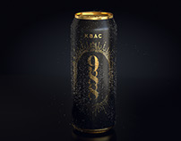 988 Kvass Packaging Redesign