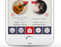 Do Rent Me - Music Renting App