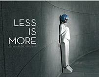 Haute Couture- Minimalism