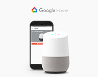 Google Home Intercom