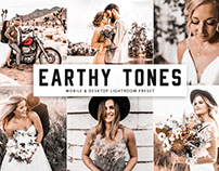 Free Earthy Tones Mobile & Desktop Lightroom Preset