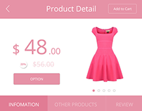 Smashop PSD template