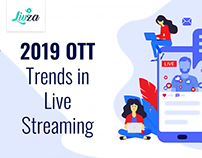 2019 OTT trends in live streaming