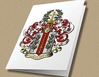 Emblem design (vector art)