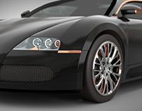 Bugatti Modeling