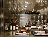 Visualization wine cellar
