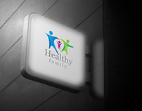 Healthy Family - Logo Project