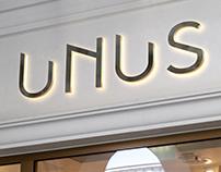 Señalética Edificio Unus / Brand & Wayfinding