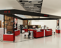 Permanent Counter Leasing Area @ Jaya One