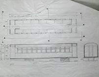Dibujo Arquitectónico Análogo/ 201620