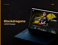 Website - Blackdragons