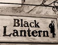 Black Lantern Detectives - Brand Identity