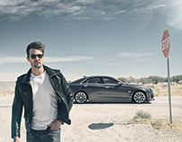 Cadillac CTS-V with Alex Bernstein
