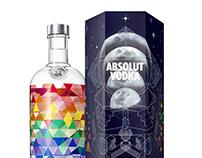 Absolut Vodka Packaging