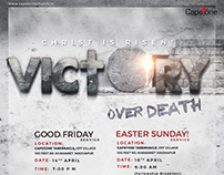 Easter Christian E-Invite