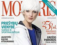 """Moteris"" magazine editorial"