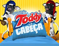 Promoção Toddy na Cabeça