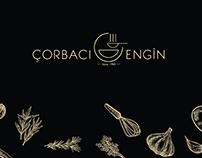 Çorbacı Engin Restaurant | Logo Design & Branding