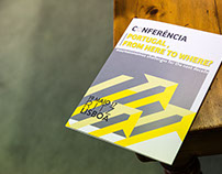 """Conferência """"Portugal, From Here to Where?"""""""