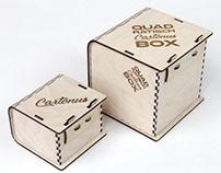 Quadratisch box