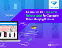 5 Essentials On E-commerce Website script