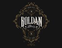 Roldan Lettering