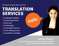 Translation Services Advertising Kit