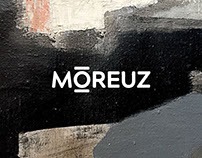 Moreuz CD cover design