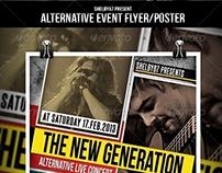 Alternative Event Flyer / Poster