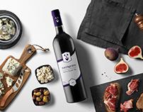Diomedis - Aglianico & Falanghina // Wine Label Concept