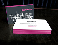 Flashtalking Business Cards