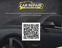 Auto Repair Html5 Theme