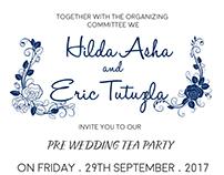 Wedding Card Design Inspiration
