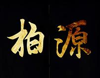 柏源 | Logotype design