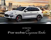 Porsche Cayenne turbo magazine