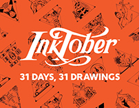 Inktober 2017 - 31 Days, 31 Drawings