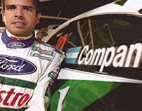 Luis Pérez Companc cuenta de su experiencia en Top Race